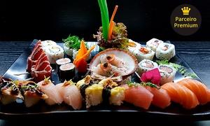 Restaurante Sugiro Sushi: Rodizio japonês para 1 ou 2 pessoas no Restaurante Sugiro Sushi – Jardim Social