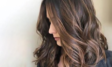 Wash, Cut and BlowDry $29 with FullHead Foils $79 or Balayage $99 at A Klassy Kut Hair Studio Up to $220 Value