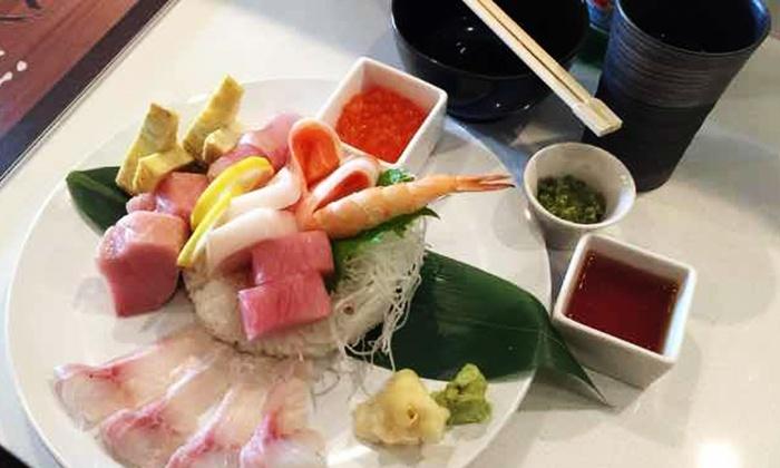 Arashi Sushi House - Inner Richmond: $13 for $30 Worth of Japanese Food at Arashi Sushi House