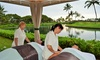 King's Cabana at Kings' Shops Waikoloa - Waikoloa Village:  50-Minute Swedish, Lomi-Lomi, or Reflexology Massage at King's Cabana at Kings' Shops Waikoloa (Up to 49% Off)