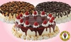 Marble Slab - Rolling Oaks Mall - Marble Slab - Rolling Oaks Mall: Medium Ice-Cream Cake at Marble Slab Creamery (37% Off)