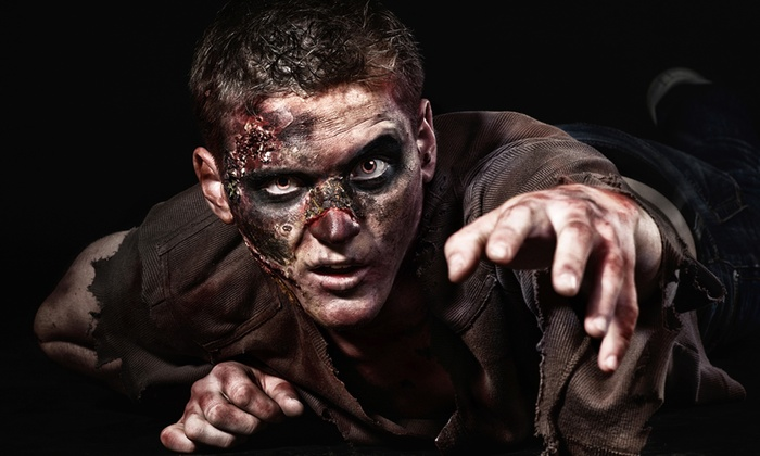 NorCal Fear - NorCal Fear: Haunted House and Zombie Hunting for 2, 4, or 6, or Haunted House for 2 or 4 at NorCal Fear (Up to 52% Off)
