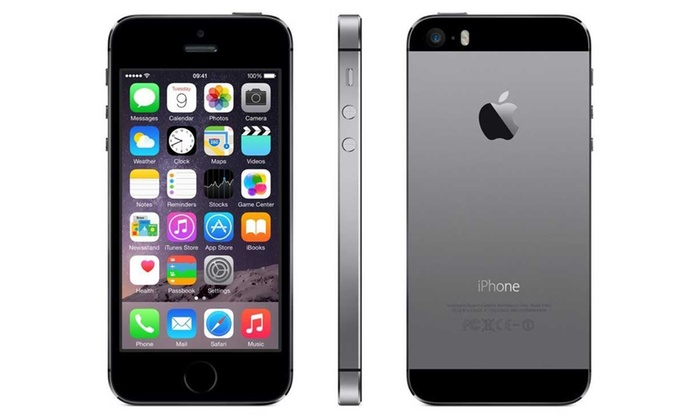 iphone 5s 16 32gb reconditionn groupon. Black Bedroom Furniture Sets. Home Design Ideas