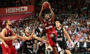 FC Bayern München Basketball: Tickets für ein EUROCUP - Spiel nach Wahl des FC Bayern Basketball im Audi Dome München (bis zu 42% sparen)