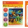 Scholastic Pre-Kindergarten Jumbo Workbook