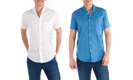 Chemises manches courtes de la marque Complices pour homme