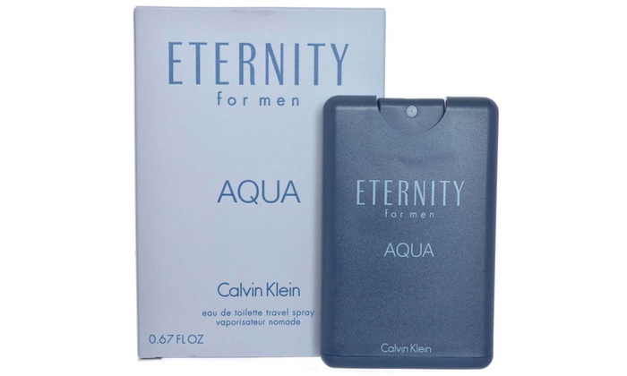 EDT Calvin Klein Eternity Aqua 20ml