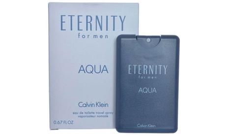 Calvin Klein Eternity Aqua Eau de Toilette para hombre de 20ml