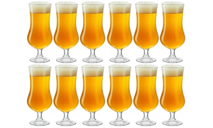 6 or 12 Bormioli Rocco Craft Beer Glasses