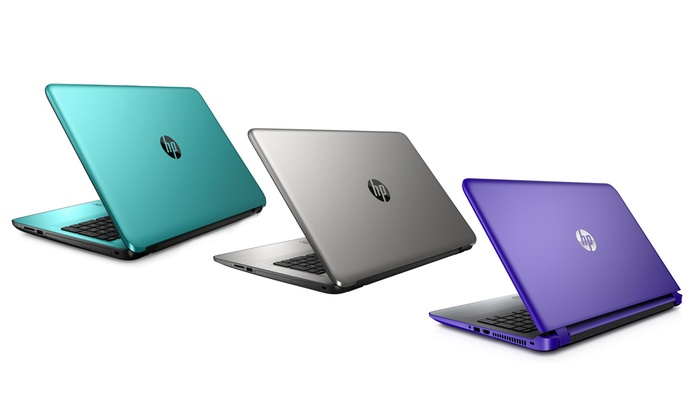 HP 17.3 Laptop with 1.6GHz Intel Quad-Core Processor, 8GB RAM, and 2TB Hard Drive (Manufacturer Ref...