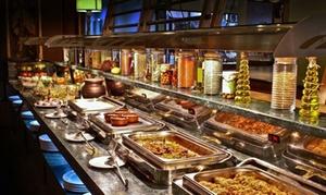 Restaurant Hongfu: Chinesisches All-you-can-eat-Buffet für 2 bis 6 Personen im Restaurant Hongfu (bis zu 39% sparen*)