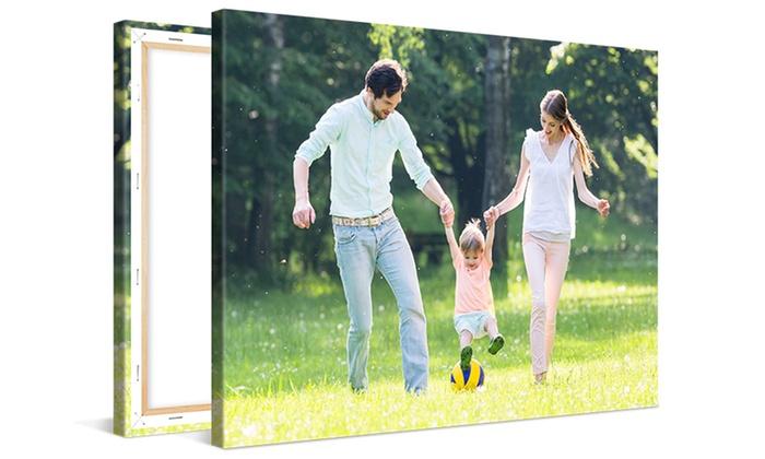 2 ou 4 toiles - formats au choix avec Picanova dès 8,99 € (jusqu'à 85 % de réduction)