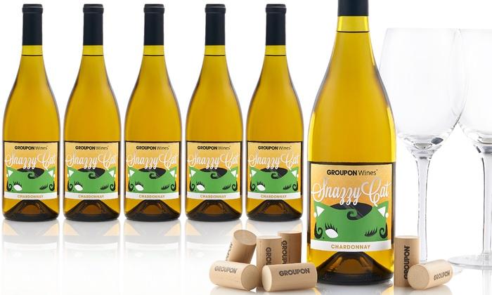 Cat Bottle Wine Cute Cat 2018
