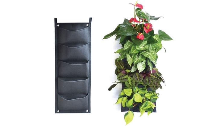 Porta piante esterno da parete groupon goods - Piante da parete ...
