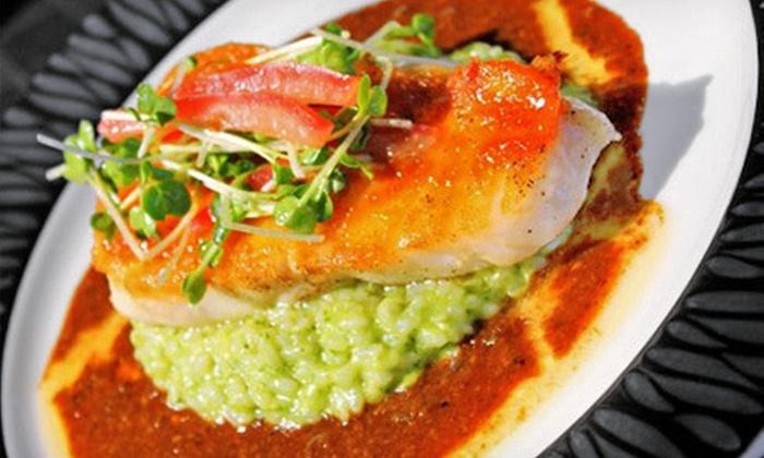 Mi Piaci - Prestonwood Pond: Upscale Modern Italian Cuisine at Mi Piaci (Half Off). Two Options Available.