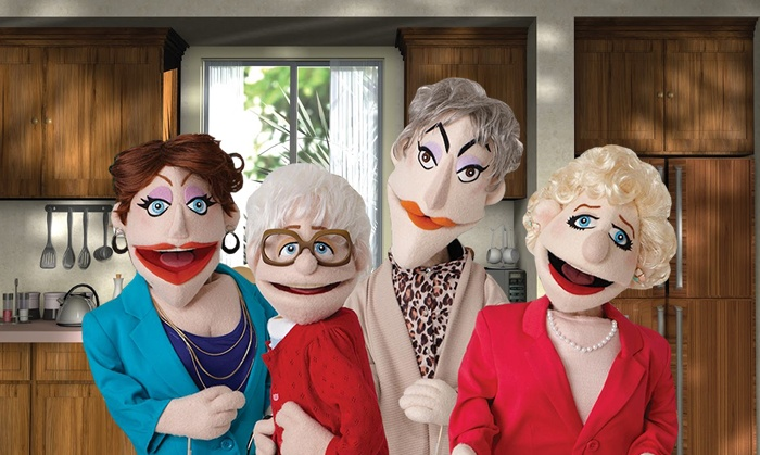 """The Ultimate Golden Girls Experience!: """"Thank You for Being a Friend"""""""