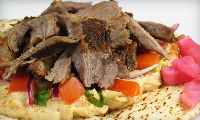 Andy's Mediterranean Grille - Cincinnati: $20 for $40 Worth of Mediterranean Food at Andy's Mediterranean Grille