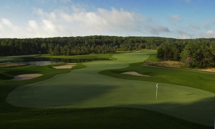 4-Star Golf Resort in Northern Michigan