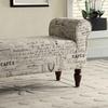 Elizabeth Upholstered Bench
