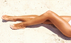 Real Tan: CC$25 for Two Custom Airbrush Spray Tans at Real Tan (CC$58 Value)