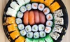 Afhalen: sushibox in Soest