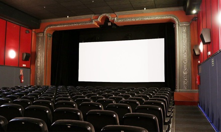 1 entrada o bono de acceso semanal al cine Maldà para 1 o 2 personas desde 4 €