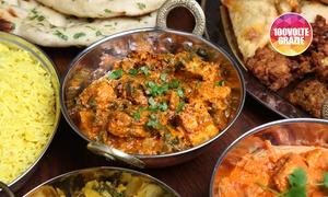 TAJ MAHAL (Como): Cena indiana con tandoori e masala per 2 o 4 da Taj Mahan (sconto fino a 74%)