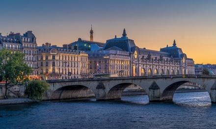 Groupon.it - Parigi: camera doppia o tripla con colazione per 2 o 3 persone all'hotel Ibis Paris Gare du Nord Chateau Landon