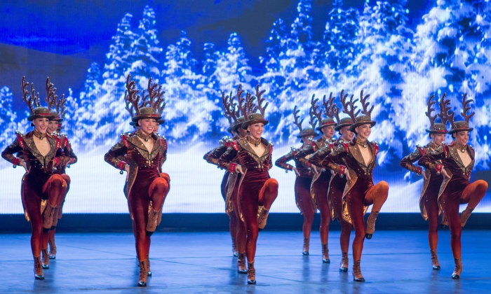 Radio City Rockettes - Christmas Spectacular Starring the Radio ...