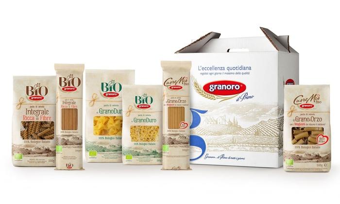 "Groupon Goods Global GmbH: Lot de nouilles ""Benesseremio"", ""Grandi Chef"", ""Dedicato Top"" ou ""Sans gluten"" de Granoro"
