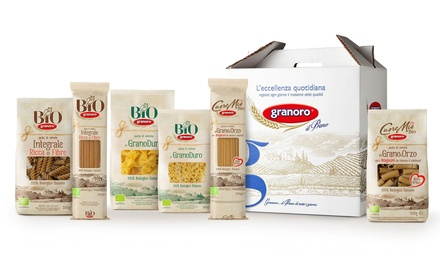 Granoro Noodles Set: Benesseremio, Grandi Chef, Dedicate Top or GlutenFree
