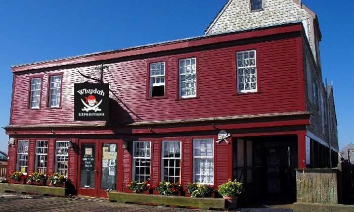 Whydah Pirate Museum - Provincetown: Visit for Two, Four, or Six to the Whydah Pirate Museum (Up to 40% Off)