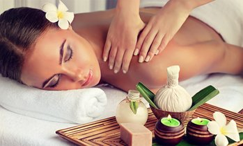 Up to 56% Off Body or Foot Massage at Healing Spa