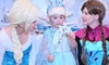 Princess Tea Party - Little Big World Play Gallery: Wishes Princess Ultimate Tea Party with Queen Elsa and Princess Anna on Saturday, July 23
