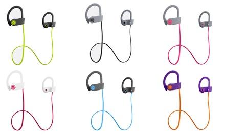 iJoy Future Sport Waterproof Bluetooth Headset