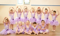 Three, Five or Eight Ballet or Hip Hop Dance Classes for Children at Expressions of Dance and Drama (Up to 61% Off)