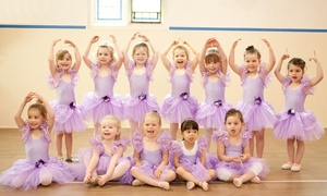 Expressions of Dance and Drama: Three, Five or Eight Ballet or Hip Hop Dance Classes for Children at Expressions of Dance and Drama (Up to 61% Off)