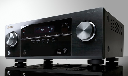 Pioneer 5.1-Channel A/V Receiver with 4 HDMI Inputs (Refurbished)