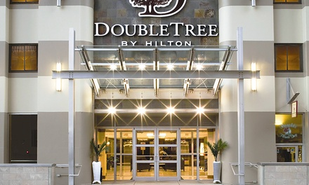 Stay at DoubleTree by Hilton Hotel & Suites Pittsburgh Downtown, PA.