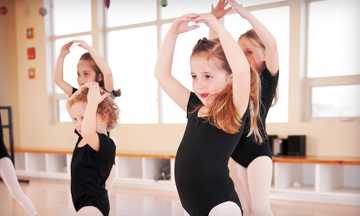 Cathy's Dance Studio - Astoria: One Month of Weekly or Twice-Weekly Children's Dance Classes at Cathy's Dance Studio (Up to 74% Off)