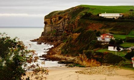 Cantabria: apartamento para 2 personas con desayuno y opción cena o media pensión en Apartamentos La Ceña
