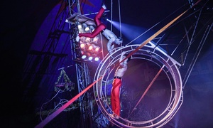 Russell's International Circus: Russell's International Circus on 23 July - 18 August at Festival Field, Trusthorpe (Up to 77% Off)
