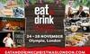 Eat & Drink Festival Christmas 2021