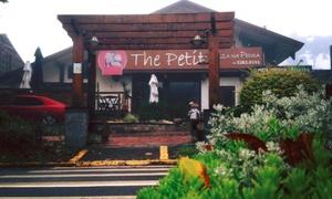 The Petit Pizza na Pedra: The Petit Pizza na Pedra - Canela: rodízio de pizzas todos os dias para 1 ou 2 pessoas com mais de 50 sabores