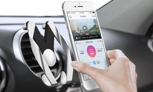 Support voiture 360° smartphones