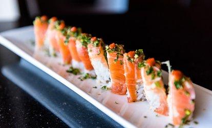 Image Placeholder $23 For $35 Towards Sushi And U003cstrongu003eJapaneseu003c/strongu003e  Cuisine At