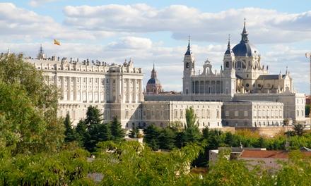 Madrid: 1, 2 o 3 noches en apartamento para 2 personas con late check-out y opción a desayuno en Eurobuilding
