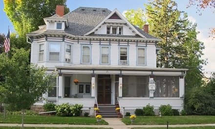 1- or 2-Night Stay for Two in a Room or Suite at Candlelight Inn B&B in Red Wing, MN. Combine Up to 4 Nights from Candlelight Inn B&B -
