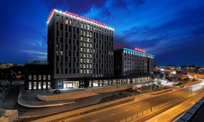 Warszawa: 1-2 noce w hotelu 4- przy lotnisku