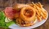 Up to 30% Off American Food at Eddie's Diner
